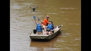 UAV-based streamflow measurements in Tennessee