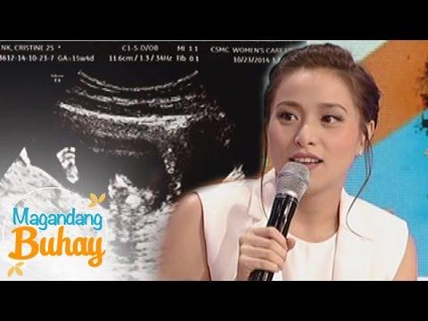 Magandang Buhay: Cristine's pregnancy journey