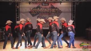 Texas Cowboys no Comanches Country Festival 2016