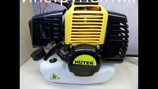Двигатель для мотокосы (51,7 см. куб) от компании Инструментик - видео