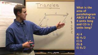 GMAT Prep - Geometry - Triangles