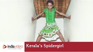 Spider-Girl found in Kerala