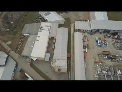 Video z << Prodej výroby, 2332 m2, Rohatec >>