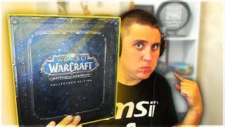 WOW ЗА 6000 РУБЛЕЙ! - World of Warcraft: Battle for Azeroth (Collector