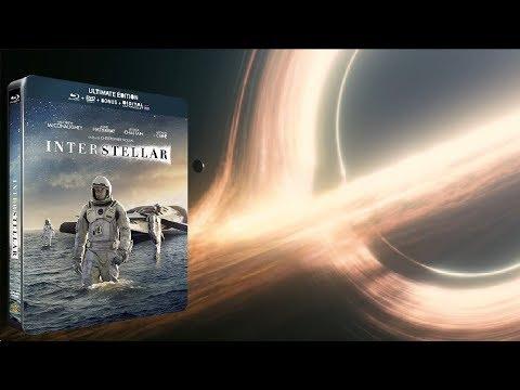 Интерстеллар Стилбук (2 Blu-Ray)/Interstellar Steelbook