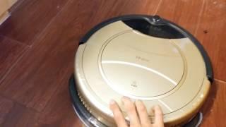 Haier Robot Vacuum Review (sold by InLife)