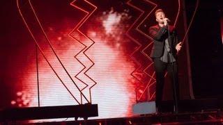 Джеймс Артур,   James Arthur - The Power Of Love / The X Factor UK 2012 / Live Shows