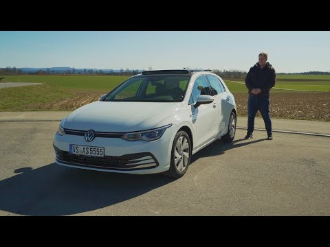 2020 Volkswagen Golf 8 Style - Review, Fahrbericht, Test
