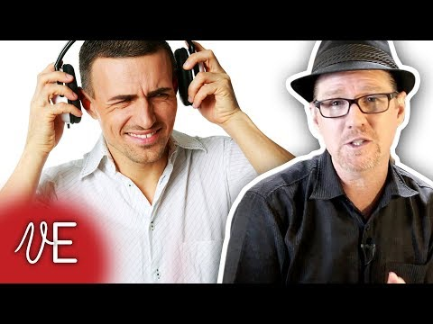 Are You Looking after your Ears? | Hearing Loss in Singers | #DrDan 🎤