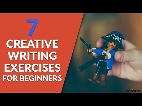 7 Creative Writing Exercises For Beginners - Better Descriptive Writing