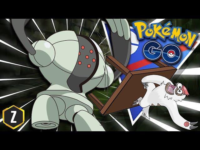 Pokemon GO: The best moveset for Registeel