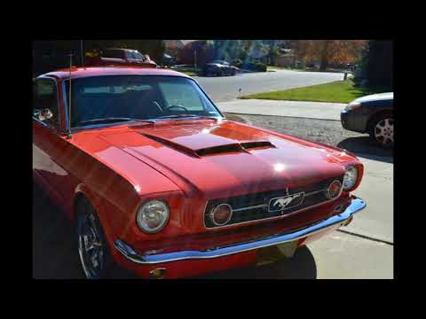 1965 Ford Mustang (CC-1215892) for sale in SPOKANE, Washington