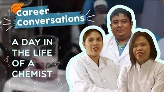 Career Conversations: Water Industry | Chemists