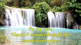 Misty - Johnny Mathis (with lyrics).