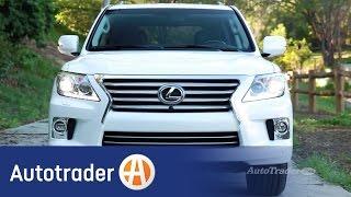 2015 Lexus LX 570 | 5 Reasons to Buy | Autotrader
