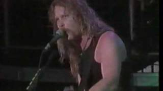 1991.09.28 Metallica  - Sad But True (Live In Moscow)