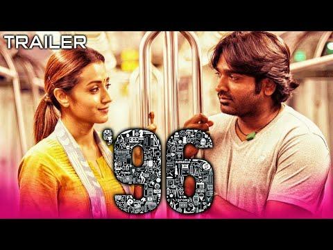 96 (2019) official hinfi dubbed trailer |  Vijay Sethupathi, Trisha Krishnan