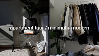 APARTMENT TOUR / Studio Loft | Styling A Small Space