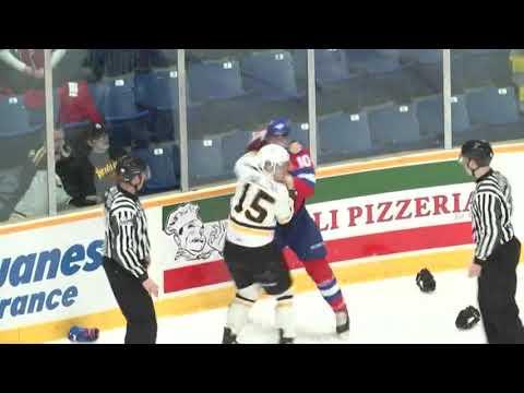 Brady Pataki vs Kyle Havlena