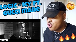 Logic   Icy Ft. Gucci Mane REACTION | JessieT Tv