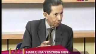 HABLEMOS, ESCRIBAMOS Y LEAMOS BIEN 22 11 2013