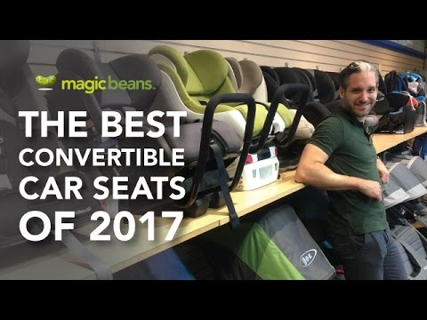 Best Convertible Car Seats of 2017 | Britax | Nuna | Peg Perego | Clek | Diono | Magic Beans