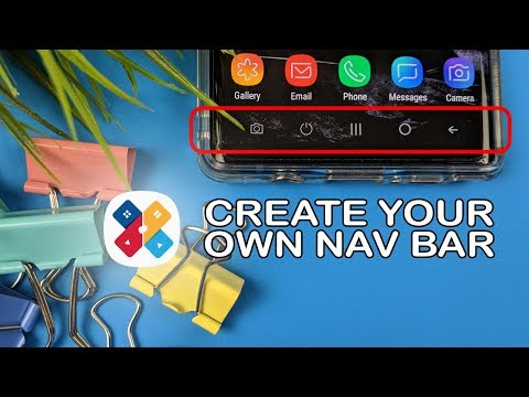 Good Lock 2018 Update – Navigation Bar Customization With NavStar!