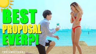 7 Types of Weird Couples at a Beach!