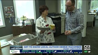 How Port Orchards Debbie Macomber Almost Didnt Become A Bestselling Author