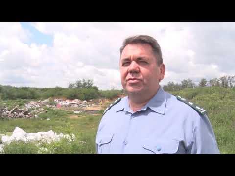 Управлением Россельхознадзора на территории Ростовской области выявлен земельный участок, захламленный отходами производства и потребления