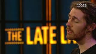 Hozier sings The Parting Glass | The Late Late Show | RTÉ One
