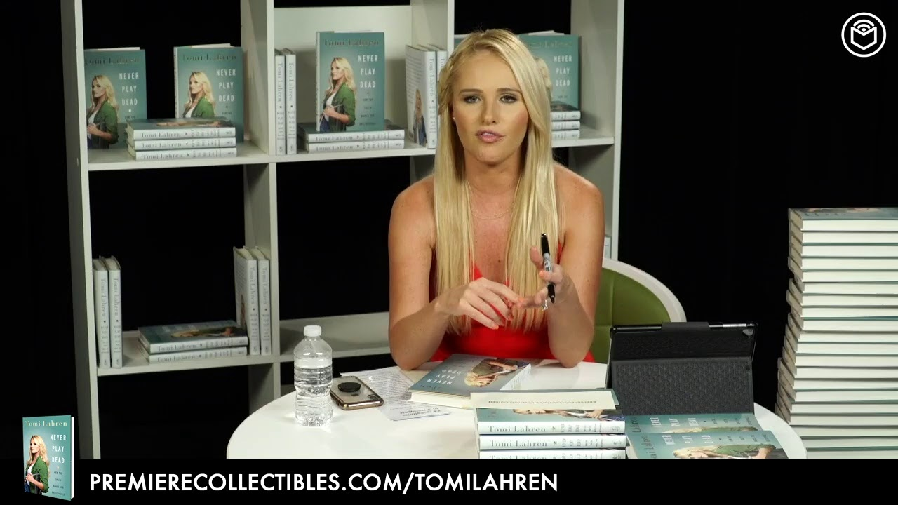 Never Play Dead: How the Truth Makes You Unstoppable by Tomi Lahren