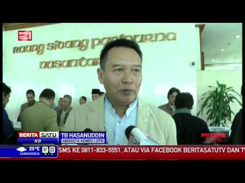 Nama Calon Panglima TNI Segera Disiapkan