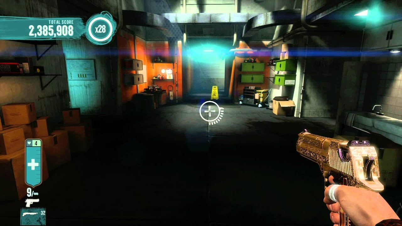 Blue Estate in uscita domani su PS4: ecco il trailer di lancio