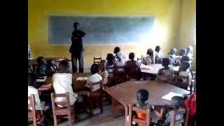 preview picture of video 'Drive Aid Ghana Education Project'