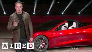 Download Youtube: Tesla Unveils New Electric Semi-Truck and Roadster | WIRED
