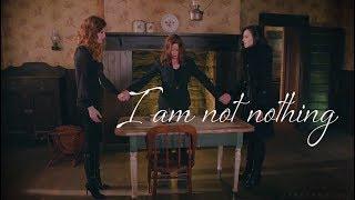 Regina, Zelena & Cora - I am not nothing