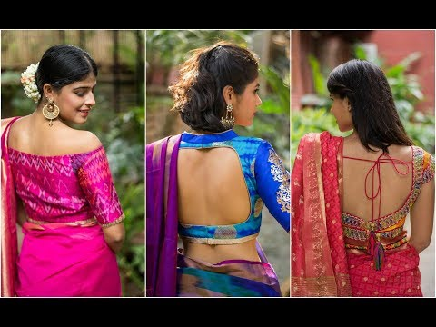 Blouse Design | Bridal Blose Design | Howto & Style