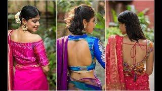 Blouse Design   Bridal Blose Design   Howto & Style