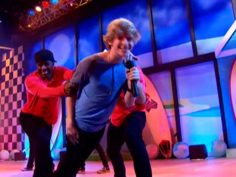 "Disney Channel ""So Random"" performing with Cody Simpson"