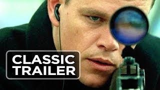 The Bourne Supremacy Official Trailer 1  Brian Cox Movie 2004 HD