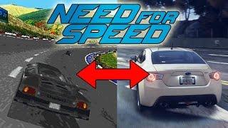 Need for Speed Oyunlarının Tarihi ve Bilinmeyenleri