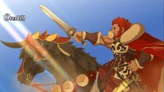 Iskandar  - (Fate/Grand Order) - [FGO] Iskandar Revamp (Battle Motion, Skill, Noble Phantasm)