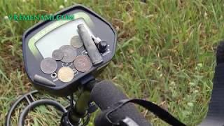 Металлоискатель TREKER GC-1037 (Трекер) от компании Металлоискатели - видео