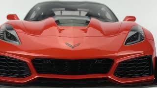 GT Spirit Chevrolet Corvette C7 ZR1 (1:12)