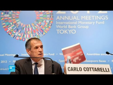 العرب اليوم - شاهد: تكليف رجل الاقتصاد المؤيّد للتقشف كوتاريلي بتشكيل حكومة تكنوقراط