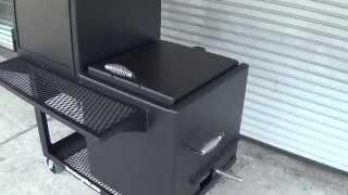 Modifications to Oklahoma Joe's Highland Smoker - Самые
