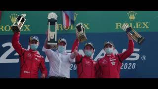 HRX win Le Mans 2020