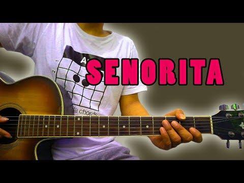 Download Señorita Camila Cabello Shawn Mendes Easy Ukulele Tutor