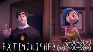 "CGI Short Film ""Extinguished"" by Ashley Anderson and Jacob Mann"